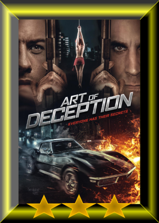 Art of Deception (2019) Movie Review