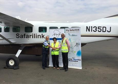 Fly Safarilink Adds Brand New Grand Caravan EX