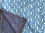 Easy DIY: Quilted Blanket
