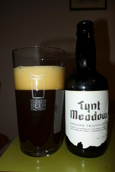 Tasting Notes: Tynt Meadow: English Trappist Ale