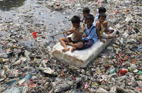 Environmental damage kills children