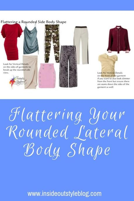 Flattering Your Rounded Lateral Body Shape