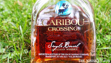 Caribou Crossing Canadian Whisky Label
