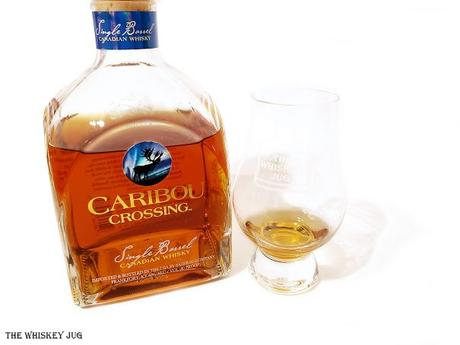 Caribou Crossing Canadian Whisky is not a horrible whisky, in fact it's pretty dang palatable. Not something I want to sip on even at a monthly level, but far from something I never want to try again.