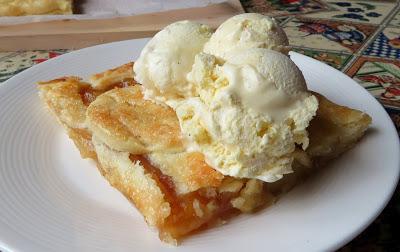 Apple Pie Foldover