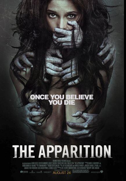 ABC Film Challenge – Horror – A – The Apparition (2012)