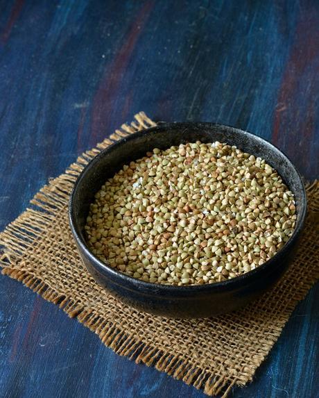 Kuttu Khichdi Recipe, Farali Buckwheat Khichdi, Kuttu Khichdi- Fasting Recipe
