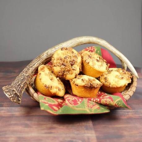 Sweet Potato Cornbread #FallFlavors