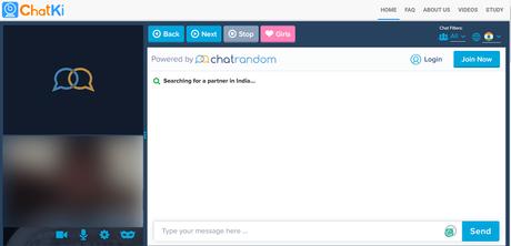 chatki - sites like omegle