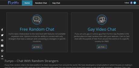 Webcam chat random