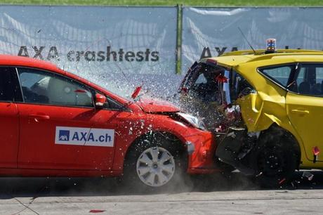 5 Most Common Types of Car Accidents