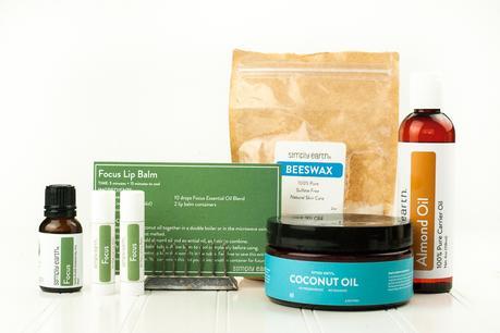 Simply Earth   October's Recipe Box