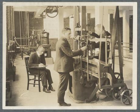 Pauling's OAC, 1919-1920: Social Life