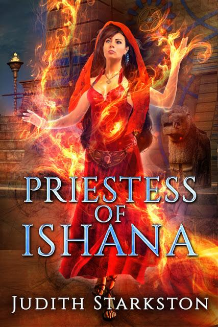JUDITH STARKSTON, PRIESTESS OF ISHANA: THE QUEEN BEHIND THE CHARACTER