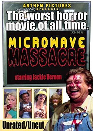 31 Days of Halloween: Microwave Massacre
