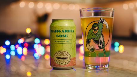 Beer Review – Cigar City Margarita Gose