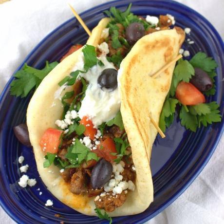 Vindaloo Pork  Belly Street Tacos
