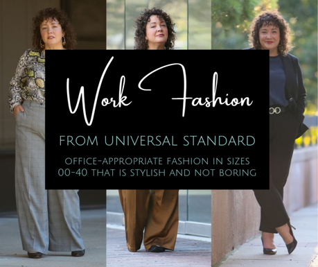 Workwear from Universal Standard