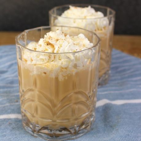 Cold Brew Pumpkin Spice Latte #FallFlavors