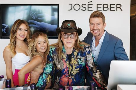José Eber Brings His Brand of Beverly Hills Beauty To New West Plano Village Signature Salon