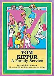 Image: Yom Kippur: A Family Service, by Rabbi Judith Z Abrams (Author), Katherine Janus Kahn (Illustrator). Publisher: Kar-Ben Publishing (August 1, 1990)
