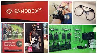 Funky Find: Sandbox VR