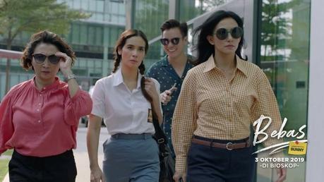 Review: Bebas (2019)