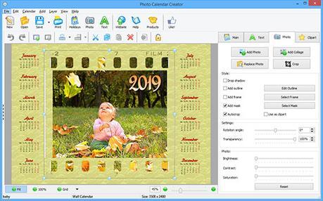 Photo Calendar Software Review: Custom Calendar Maker for Windows