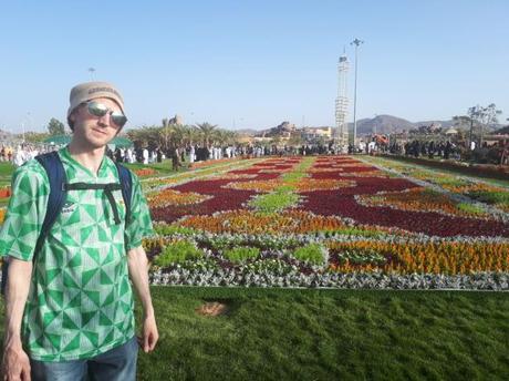 Backpacking in Saudi Arabia: My Top 10 Highlights