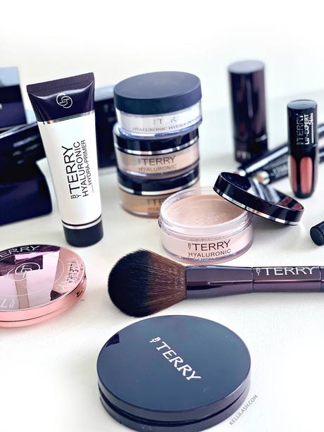 BY TERRY *new* Hyaluronic Tinted Hydra-Powders, Hydra-Primer & Tool Expert Brush
