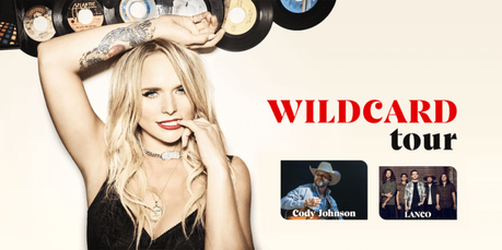 Miranda Lambert Announces 2020 Canadian Stops on Wildcard Tour 🇨🇦