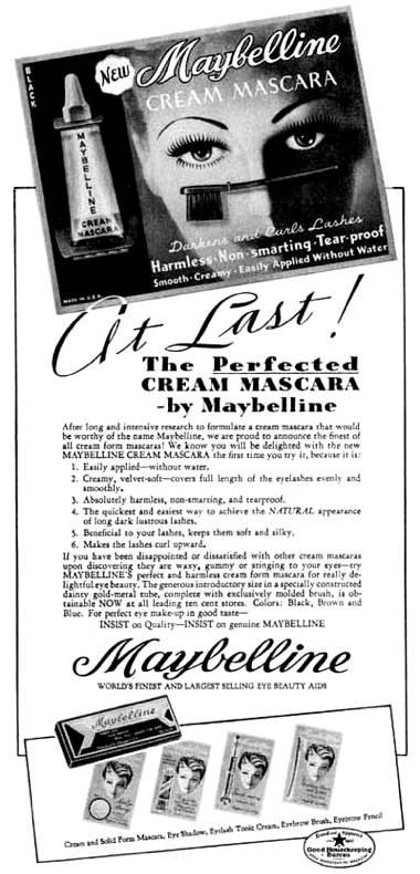 1936 Maybelline