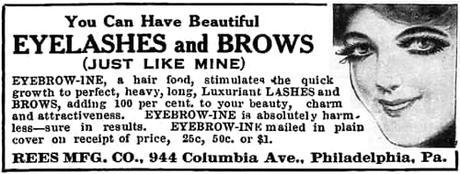 1916 Eyebrow-Ine