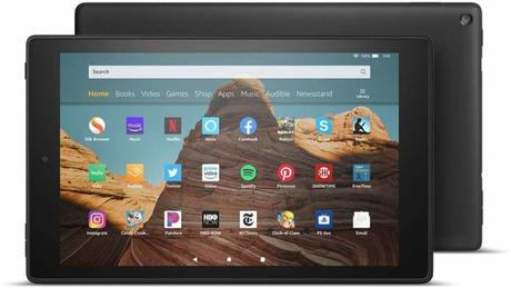 Amazon Fire HD 10 gets a faster processor and longer battery