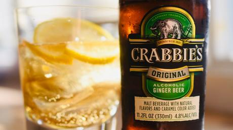 Brew Review – Crabbie's Original Alcoholic Ginger Beer