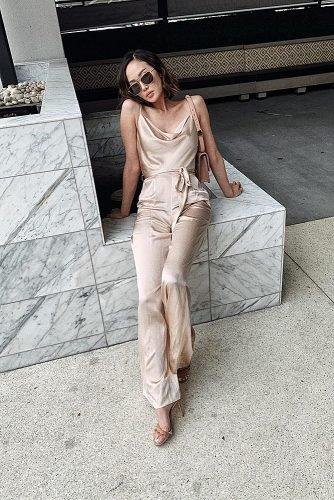 what to wear to an engagement party jumpsuit outfit
