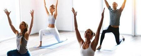 Time Life Four Yoga Poses Will Calm, Stretch and Strengthen You
