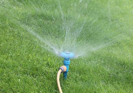 Sprinkler Systems Help Save Water