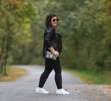 Universal Standard Leather Moto Jacket Review