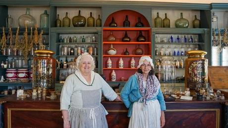 Taking a Trip to an 18th Century Doctor at the Hugh Mercer Apothecary