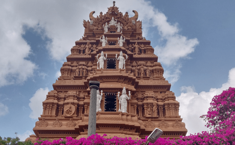 Photo essay: Aprameya Swamy Temple, Doddamallur, Channapatna