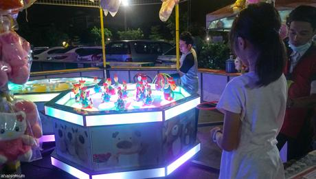 Family night out at Asiatique The Riverfront