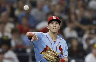 St. Louis Cardinals' shocking 13-1 win over Atlanta Braves in National League playoffs rekindles fond childhood memories, with a dose of sorrow for our many Braves friends from years of living in Deep South