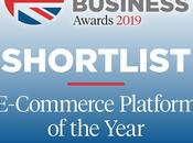 Excited Announce That Have Been Shortlisted E-commerce Platform Year Award with British Business Awards 2019.