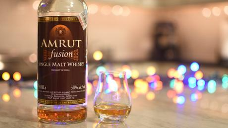 Whisky Review – Amrut Fusion