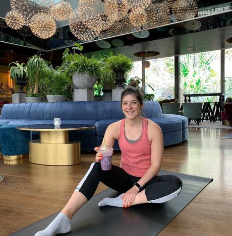 Fitness|| Skyline Yoga @ 12th Knot, Sea Containers