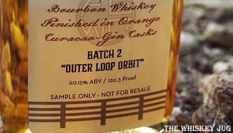 Outer Loop Orbit Details (price, mash bill, cask type, ABV, etc.)