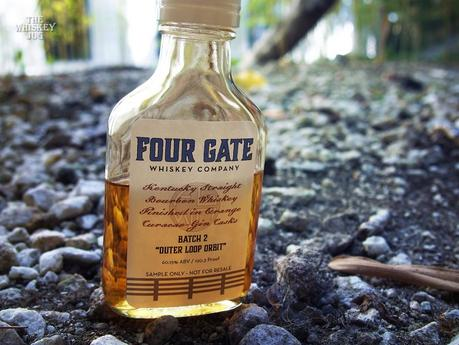 Four Gate Whiskey Batch 2 (outer loop orbit)