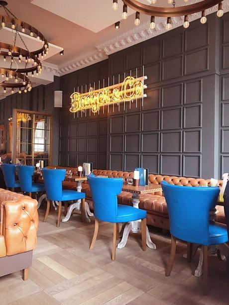 Food Review: Badger & Co, Edinburgh