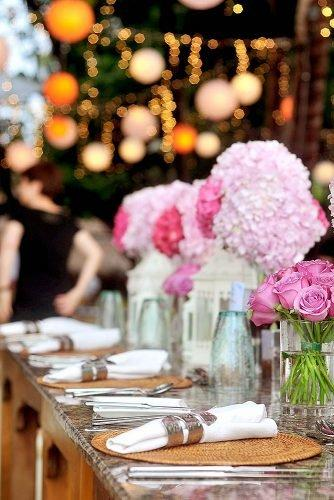 who to invite to an engagement party celebration decor dinner
